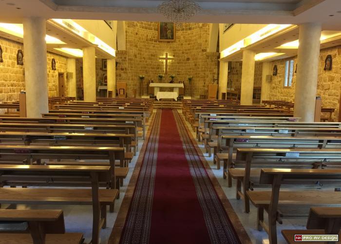 main church hall